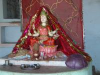 Goddess Narmada at Ashapuri campus