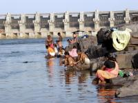 life continues along the Narmada